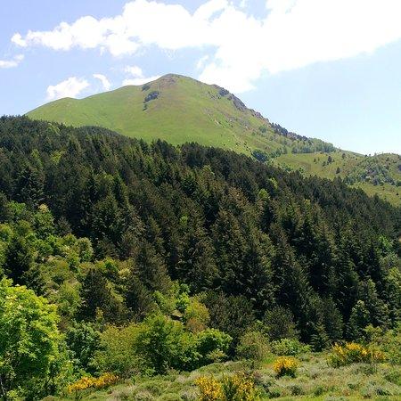 Maissana, Italia: Monte Porcile