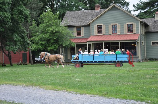 The country store at Landis Valley Museum