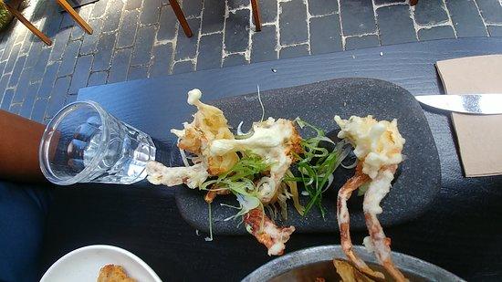 Soft Shell Crab Bao