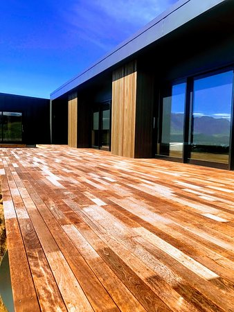 Built for sun and to take in the exceptional view