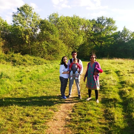 White Roding, UK: Roding Valley Meadows . Great place for walks.Nice walking trails