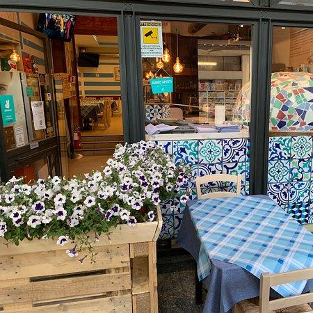 טרוויליו, איטליה: Pizzeria da Mimmo