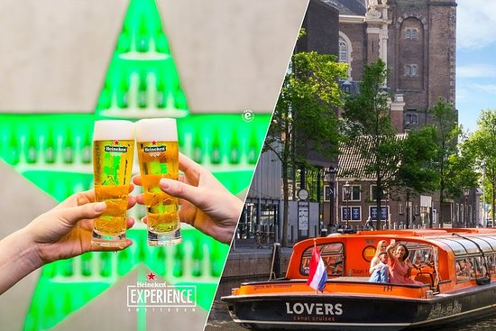 Combinado de Ámsterdam: Heineken...