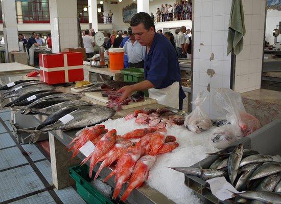 فونشال, البرتغال: Mercado dos Lavradores