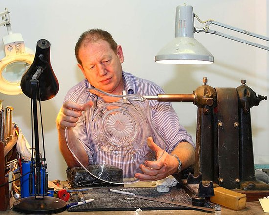 Sean Egan Art Glass