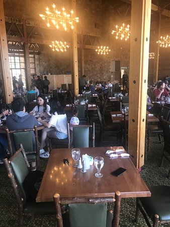 Grant Village Dining Room Picture Of Grant Village Dining Room Yellowstone National Park Tripadvisor