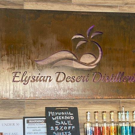Elysian Desert Distillaries
