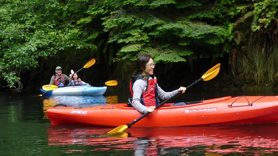 Liquid Fusion Kayaking
