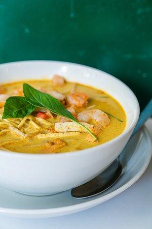 Laska Noodle Soup