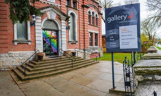 Gallery 2 Grand Forks Art Gallery