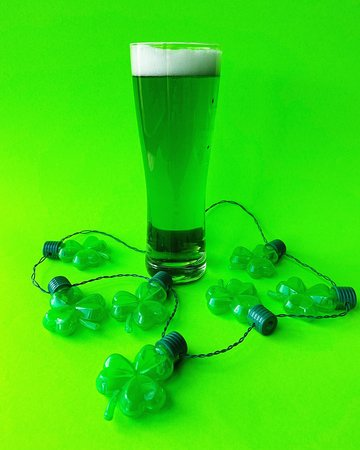 Green beer every St. Patrick's Day - even during quarantine