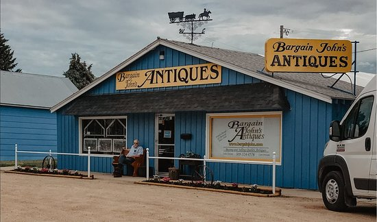 Bargain John's Antiques