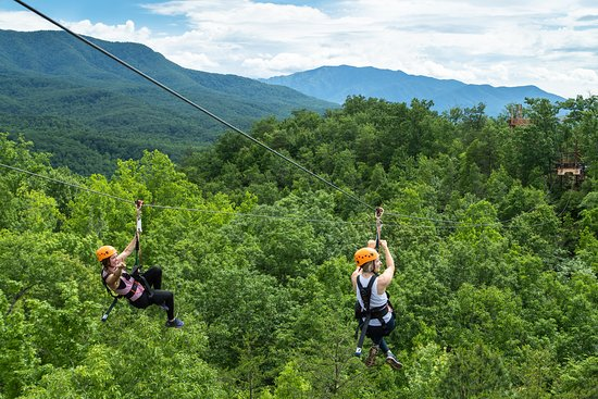 CLIMB Works Smoky Mountains