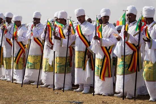 Eritrean fremhever Safari 8 dager / 7 netter