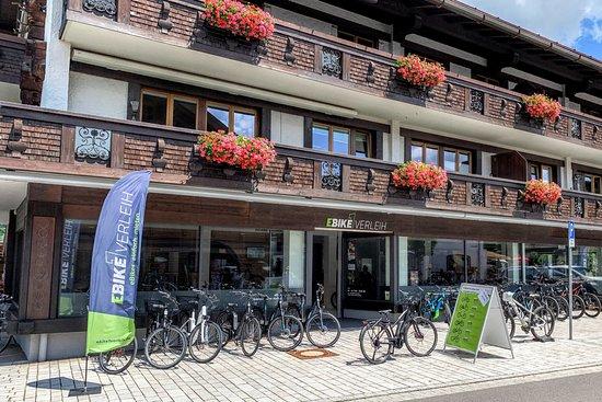 Bilde fra Oberstdorf