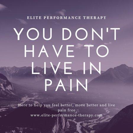 Elite Performance Therapy