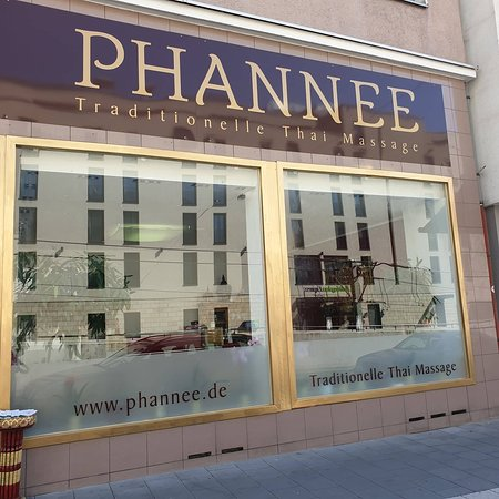 Phannee - Traditional Thai massage