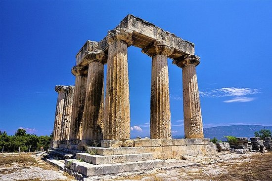 Ancient Corinth Private Half Day Tour