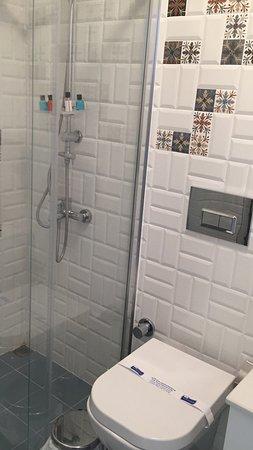 oda banyoları
