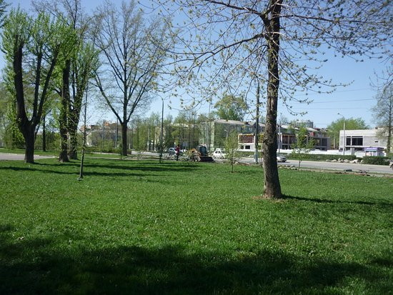 Imeni M.I. Subbotina Park