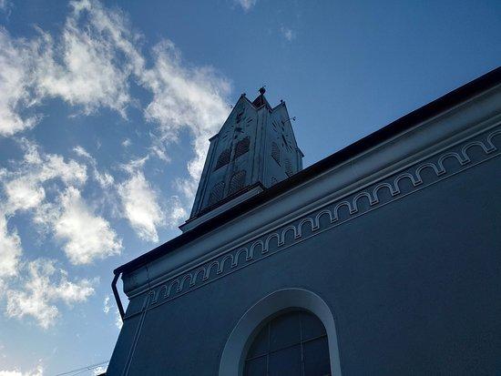 Torre da Igreja da Paz