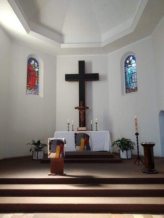 Altar da Igreja da Paz