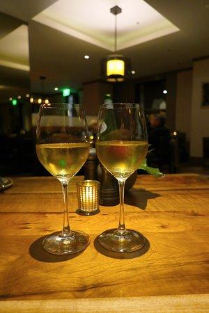 Parallel 37 in the Ritz Carlton San Francisco at 600 Stockton St, atop Nob Hill - Tasting Menu & Sommelier's Wine Pairing