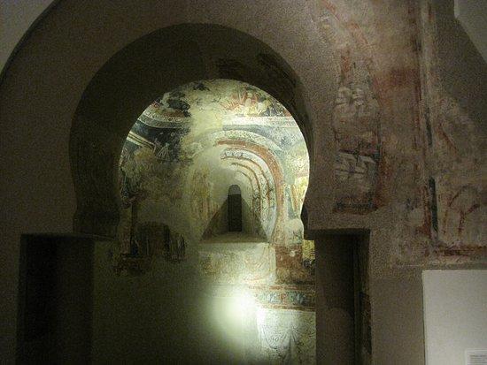 Little side apses of St. Quirze de Pedret (beginning of XII century) (church of St. Quirze de Pedret)