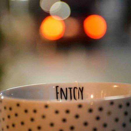 Enjoy Coffee & Snack