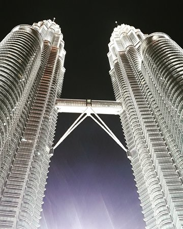 Petronas Twin Towers Admission Tickets (E-Tickets): A dream