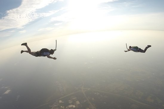 Just Jump Skydiving