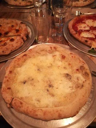 Buena pizza malos tiempos