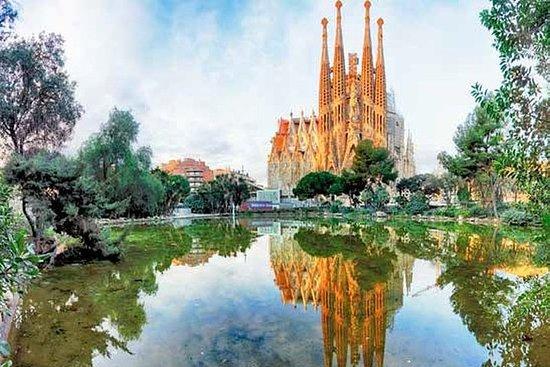 Visite de Valence et de l'Andalousie de / vers Barcelone