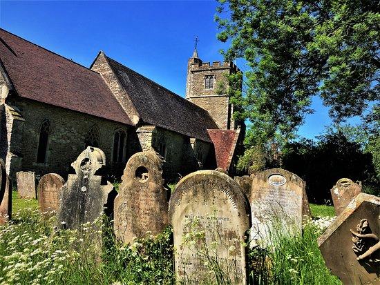 Commonwealth War Graves, Staplehurst