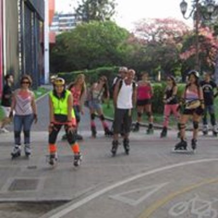 Roller aires buenos & argentina jam Jams and