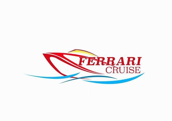 Blue Bay: Official Logo of Ferrari Cruise