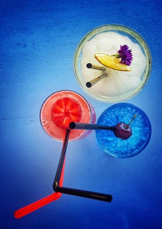 Delicious Cocktails for hot summer days on the Mediterranean
