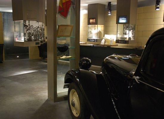 Musee d'histoire du 20e siecle - Resistance et Deportation