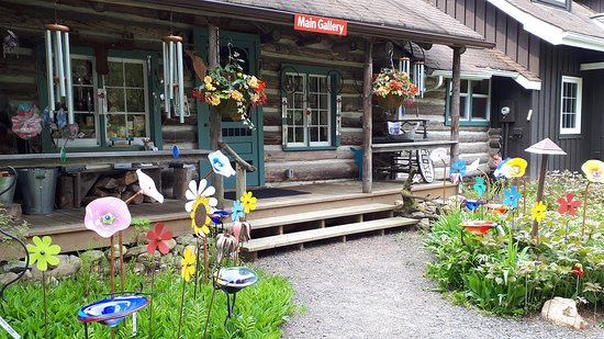 Oxtongue Craft Cabin & Gallery