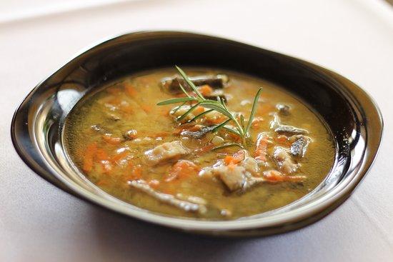 Zupa z lina