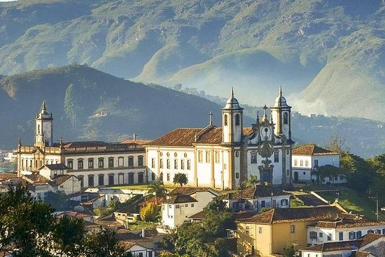 Historical cities of Ouro Preto & Mariana | Private tour