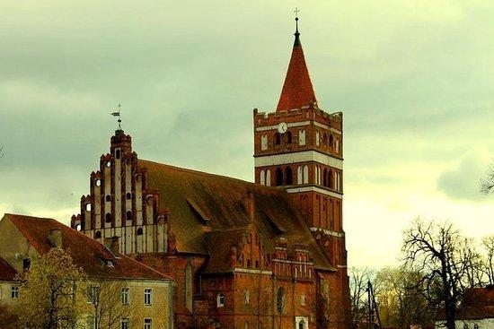 Замки Восточной Пруссии или «Галопом...