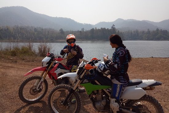 Guided Motorcycle Offroad Tour to the...
