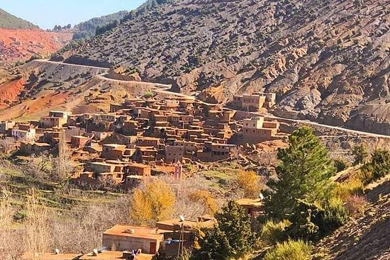 Atlas Mountains Private Day Trip From...