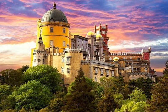 Sintra & Cascais Private Tour from...