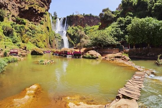 Ouzoud Waterfalls Day Tour from...