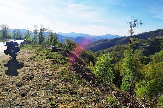 Tour di 4 giorni in meraviglie naturali e storiche del Monte Rodope