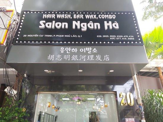 SPA Salon Ngan Ha
