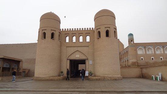 Uzbekistán - Cuentos de hadas de 1001 noches: in Shiwa