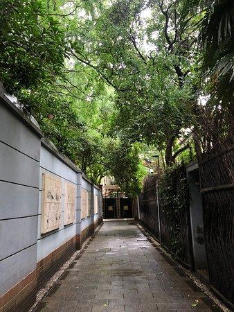 Former Residence of Zhang Leping